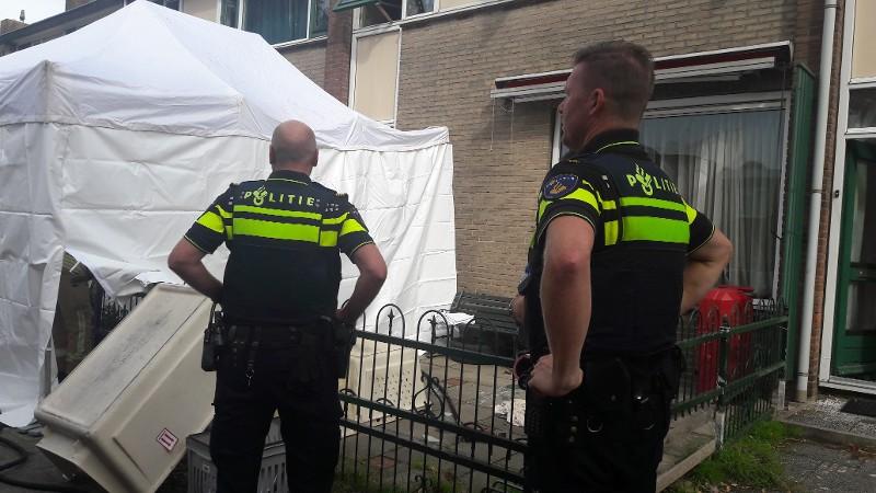 4 doden bij brand in Papendrecht, vermoedelijk familiedrama (Foto: Politie.nl)