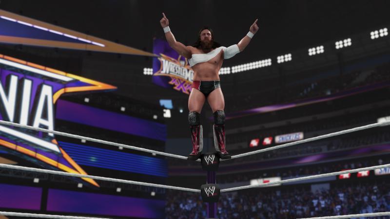 WWE 2K19 - Daniel ingame (Foto: 2K Games)