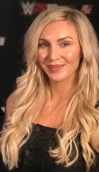 WWE 2K19 - Charlotte Interview (Foto: Pheno)