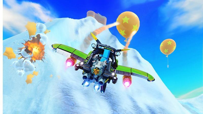 Nintendo Labo Vliegtuig
