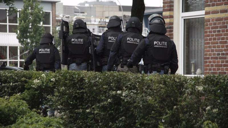 Arrestatieteam (Foto: Politie.nl)
