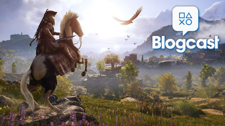 playstation blogcast