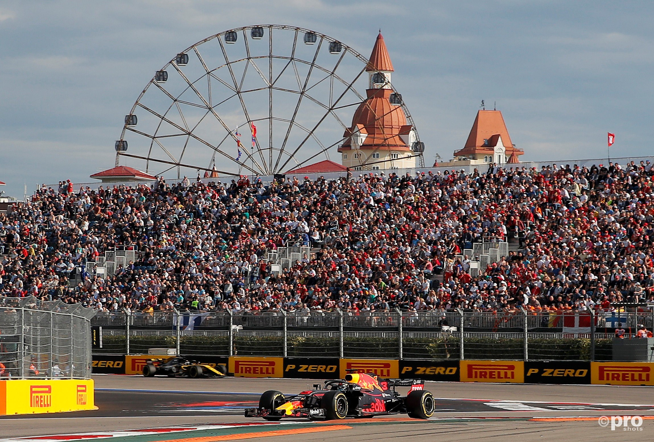 F1 in Sochi. (PRO SHOTS/Action Images)