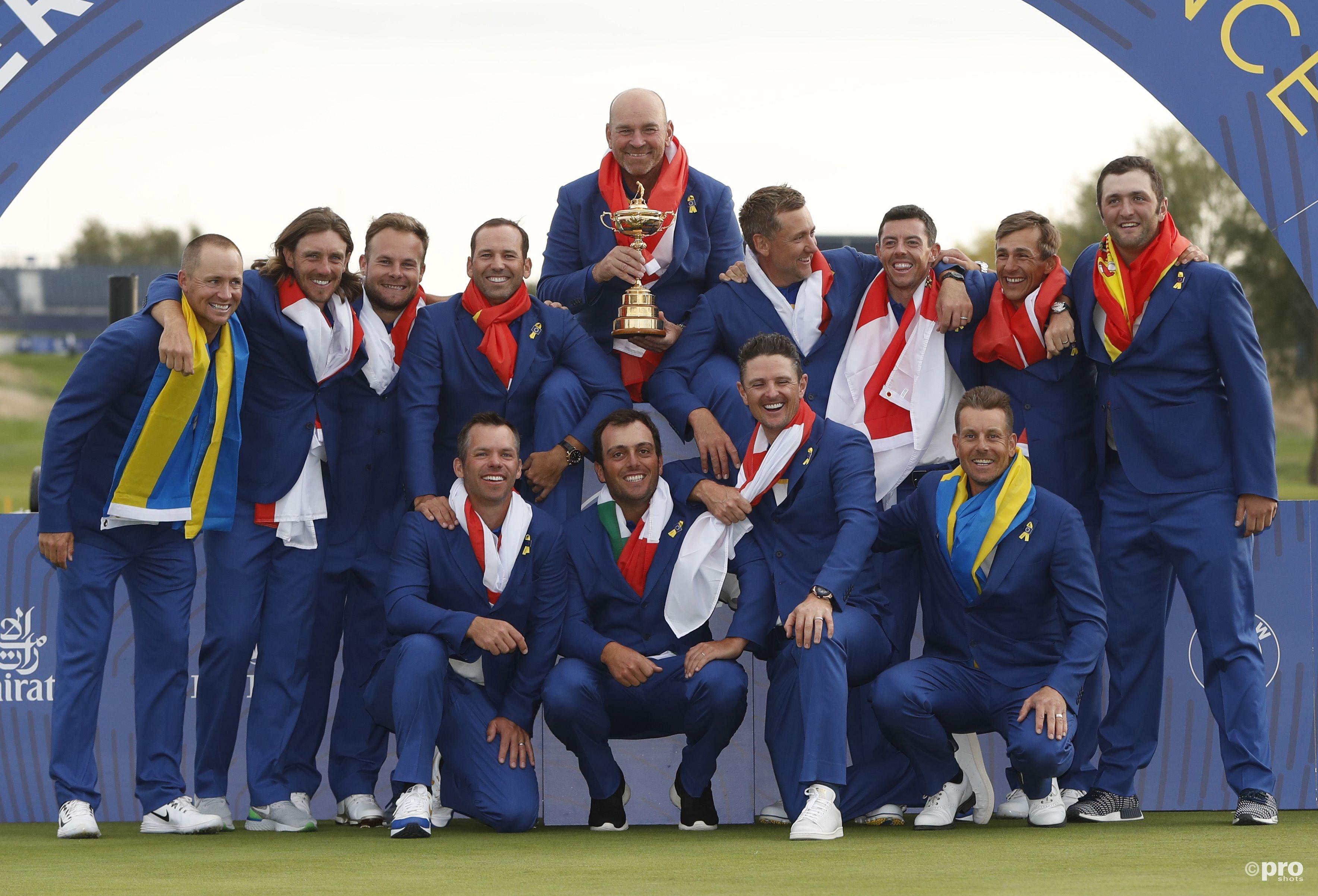 Europa wint de Ryder Cup! (PRO SHOTS/Action Images)