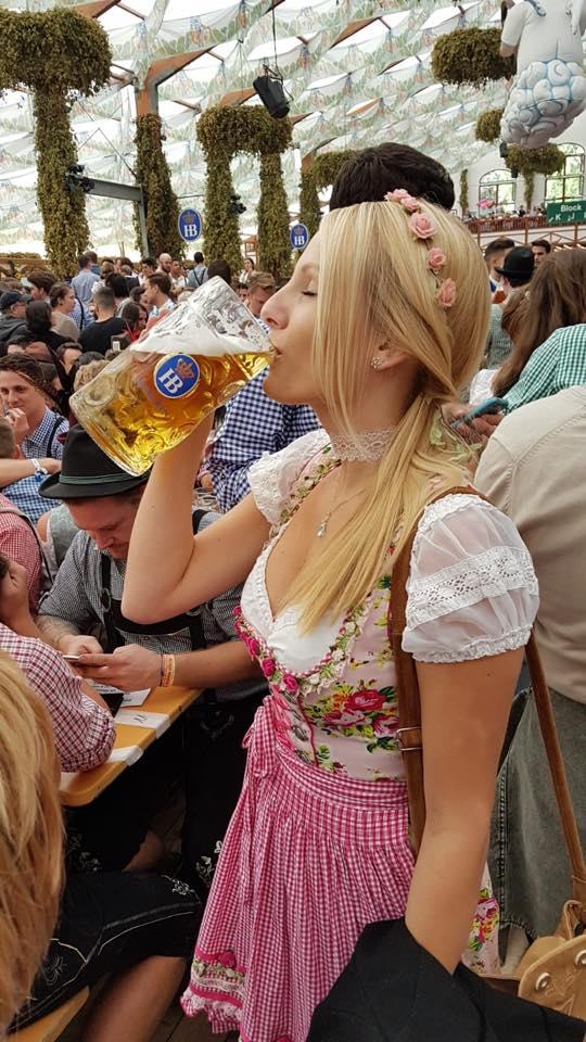 Oktoberfesten steeds populairder  (Foto: Oktoberfest München)