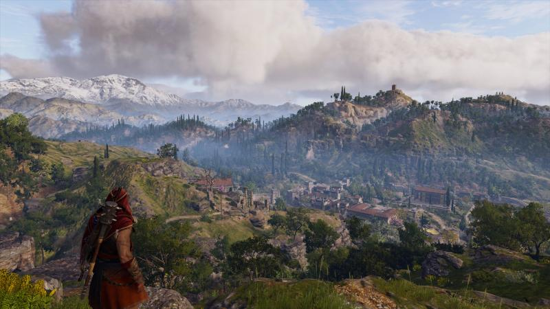 Assassin's Creed Odyssey - View to a Kill (Foto: Ubisoft)