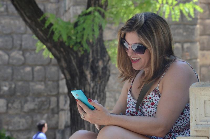 Smartphone onvoldoende beschermd tegen misbruik (Foto: Stockfoto PXhere)