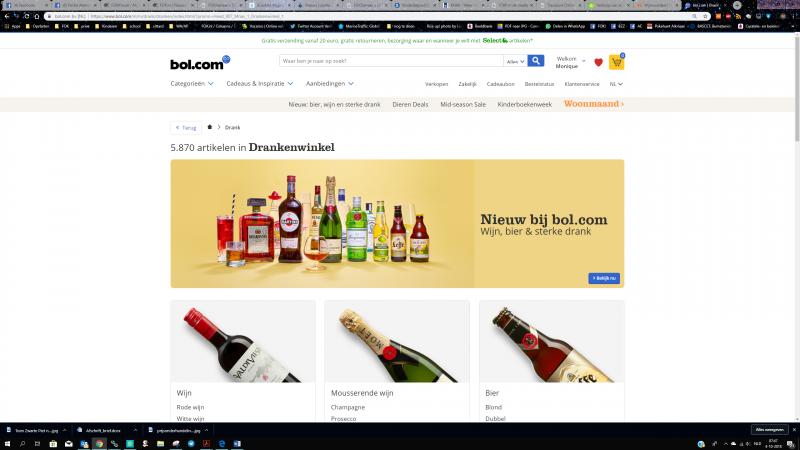 Fok Nieuws Stap Online Alcoholverkoop Moet Verboden Worden
