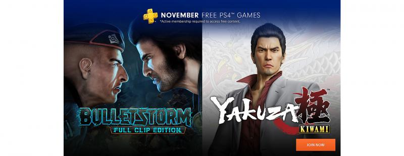 playstation plus titels november 2018