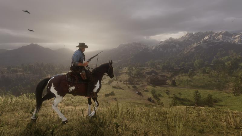 Red Dead Redemption 2 - Landscape (Foto: Rockstar Games)