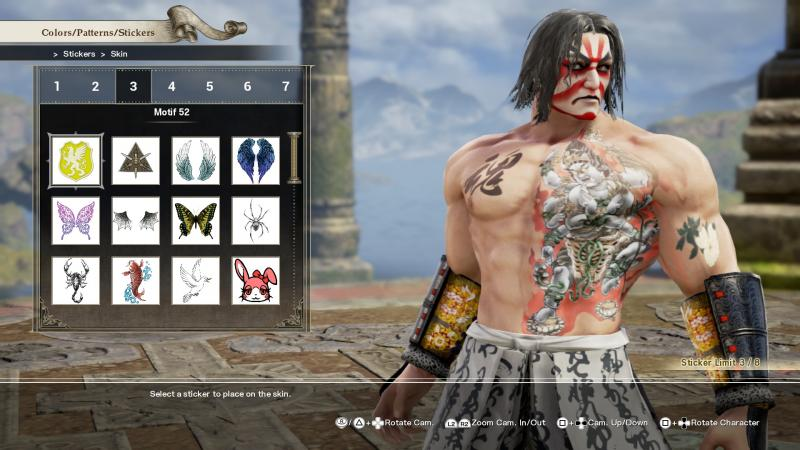 SoulCalibur VI - Create your fighter (Foto: Bandai Namco)