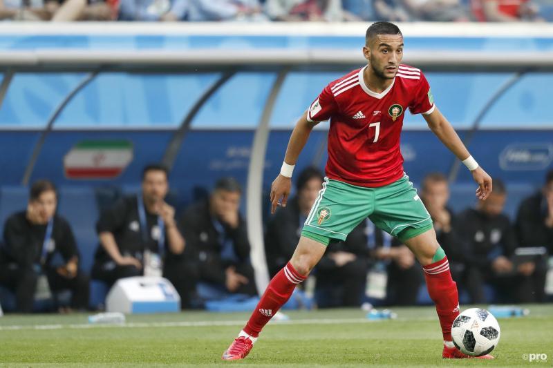 Marokko mist Ziyech in duels tegen Comoren (Pro Shots / Stanley Gontha)