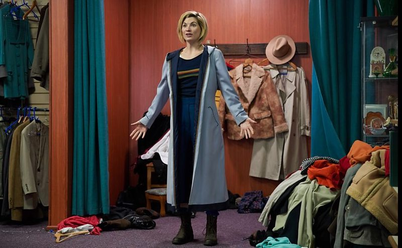 Doctor Who: Jodie Whittaker (Foto: BBC)