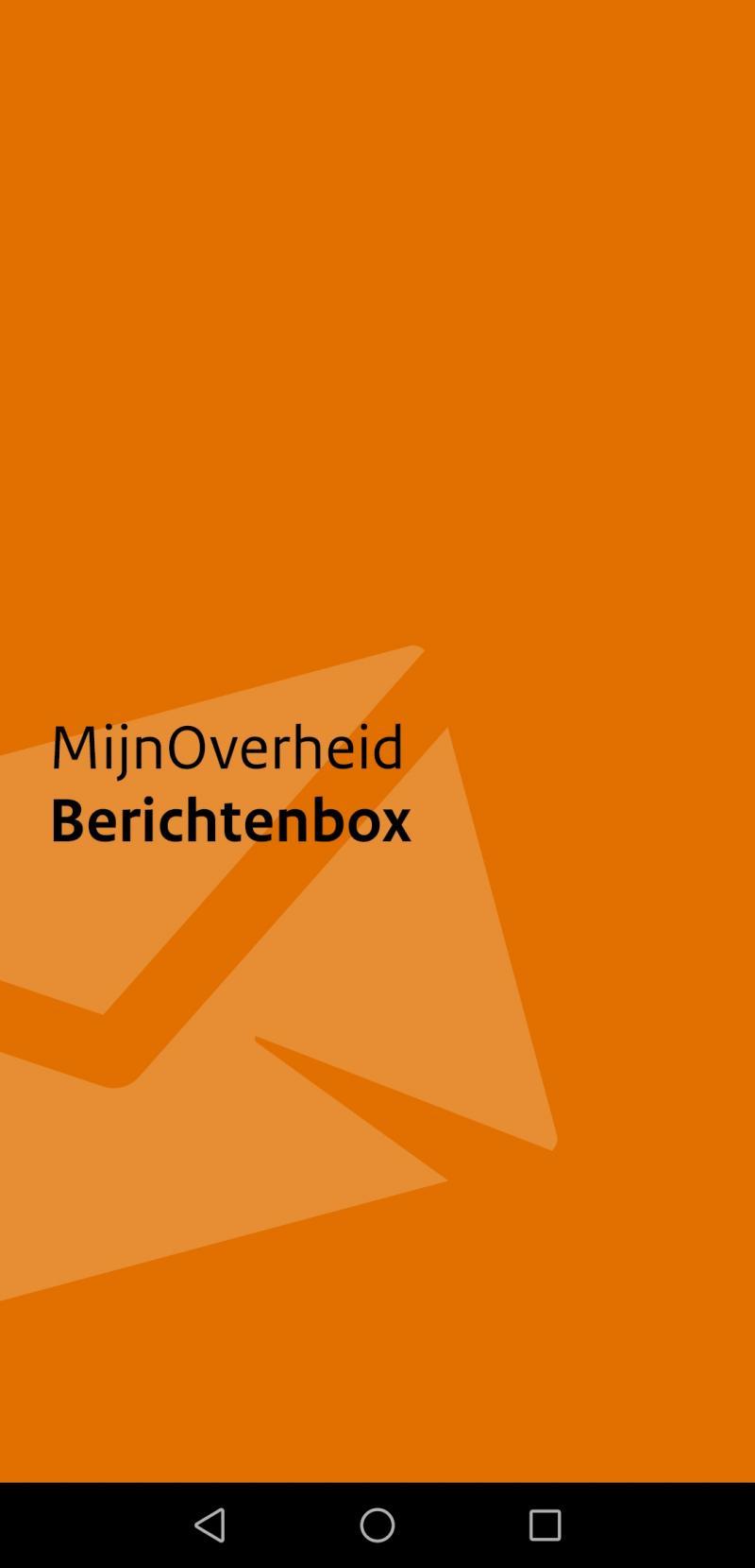 FOK.nl / Nieuws / MijnOverheid lanceert Berichtenbox app