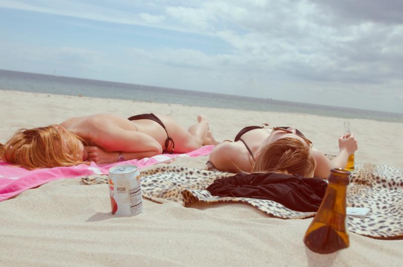 Zaterdag kans op recordlate officiële zomerse dag (Foto ter illustratie ©Pxhere)