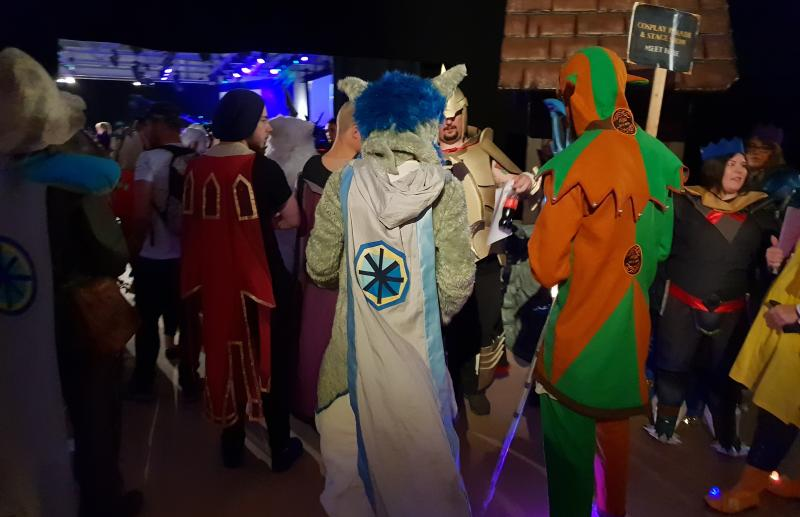 RuneFest 2018 - Cosplay