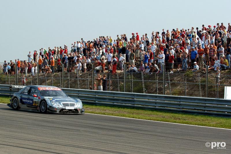 De DTM in 2004 op het circuit van Zandvoort (Pro Shots / Jasper Ruhe)