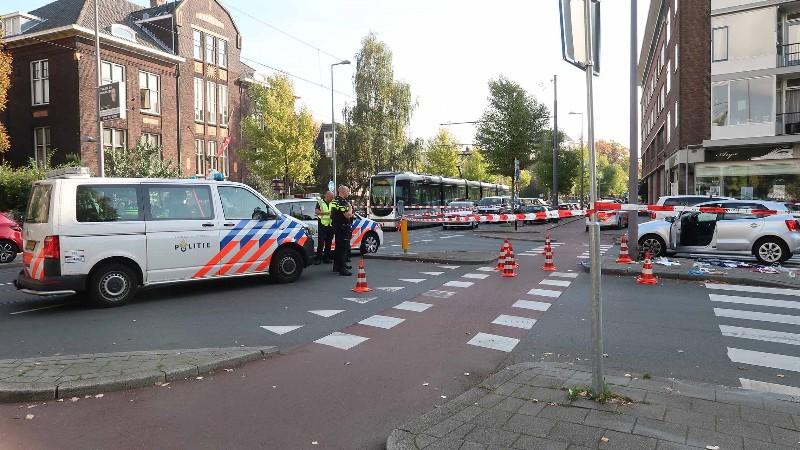 64-jarige levensgevaarlijk gewond na schietpartij (Foto politie.nl)