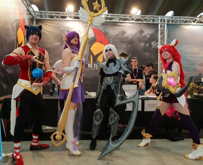 GameForce 2018 - Cosplay