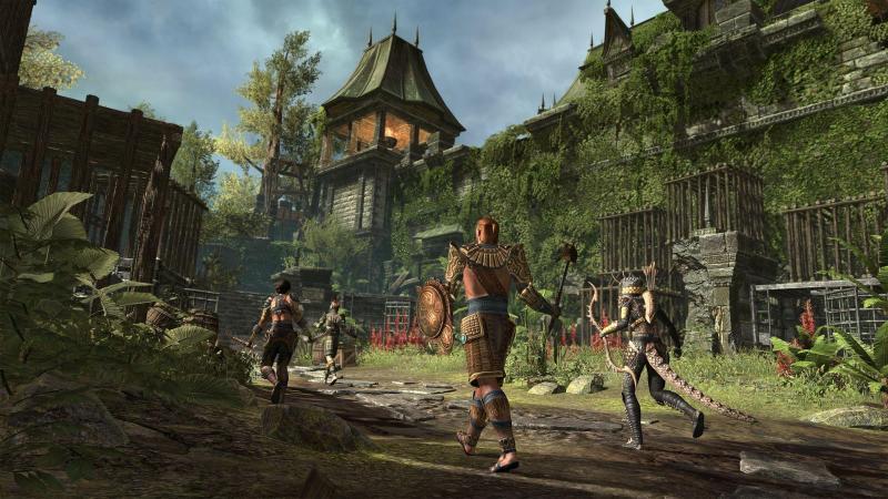 The Elder Scrolls Online: Murkmire pics