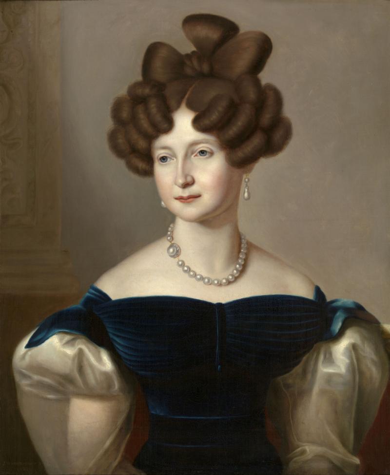 Koningin Anna Paulowna  (Foto: Wikimedica Commons / Jean-Baptiste Van der Hulst)
