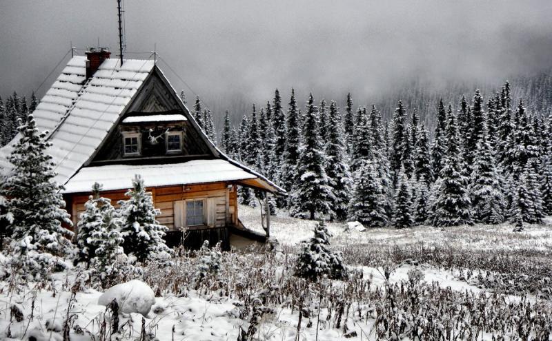 Het gaat sneeuwen! (foto ter illustratie ©Pxhere)