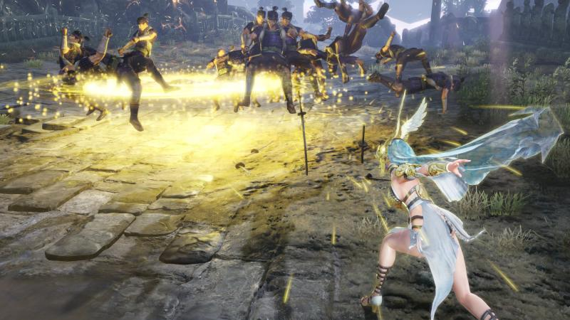 Warriors Orochi 4 - Athena (Foto: Koei Tecmo)