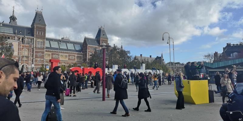I amsterdam  (Foto: FOK! )