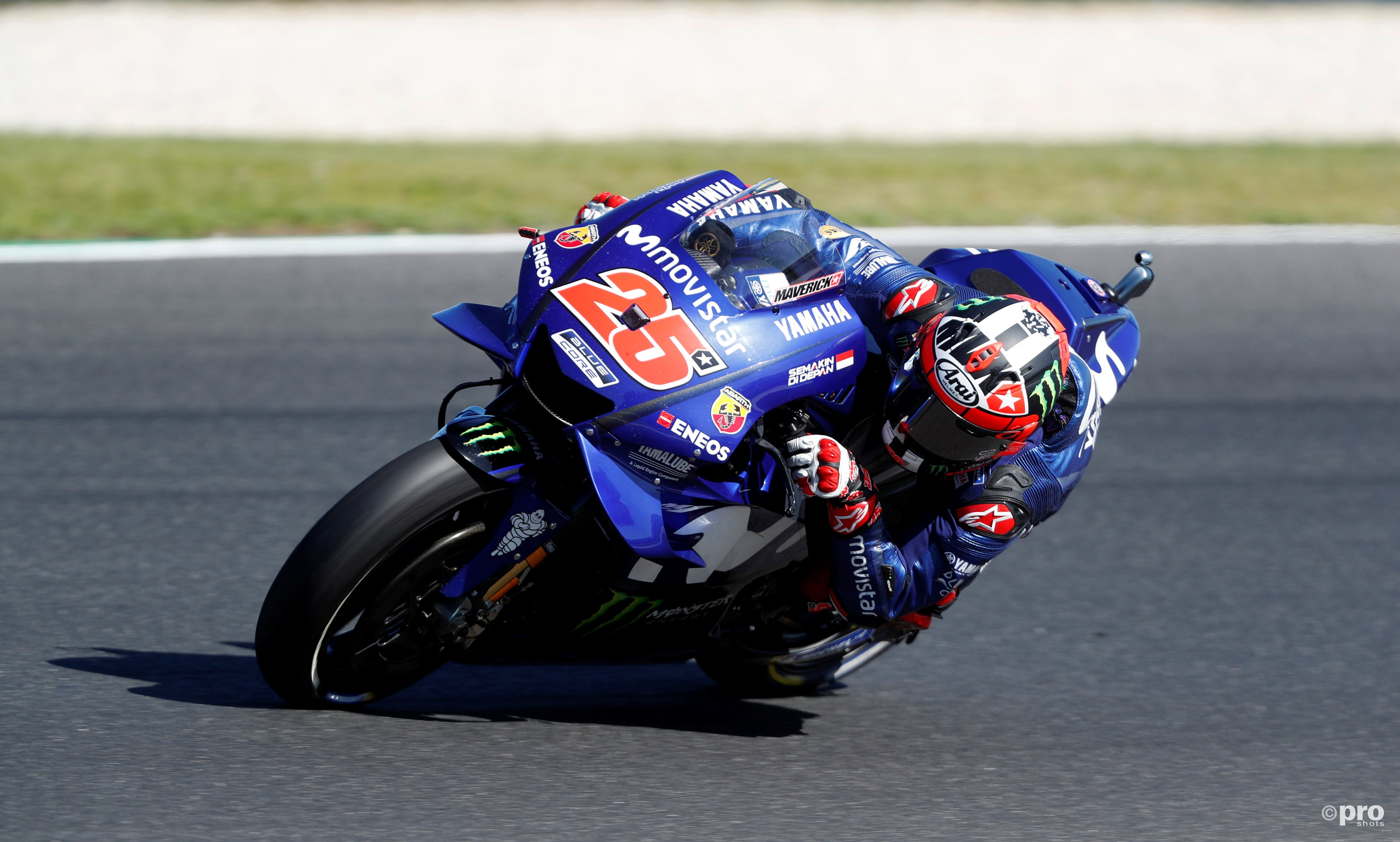Maverick Vinales wint GP Australië (PRO SHOTS/Action Images)