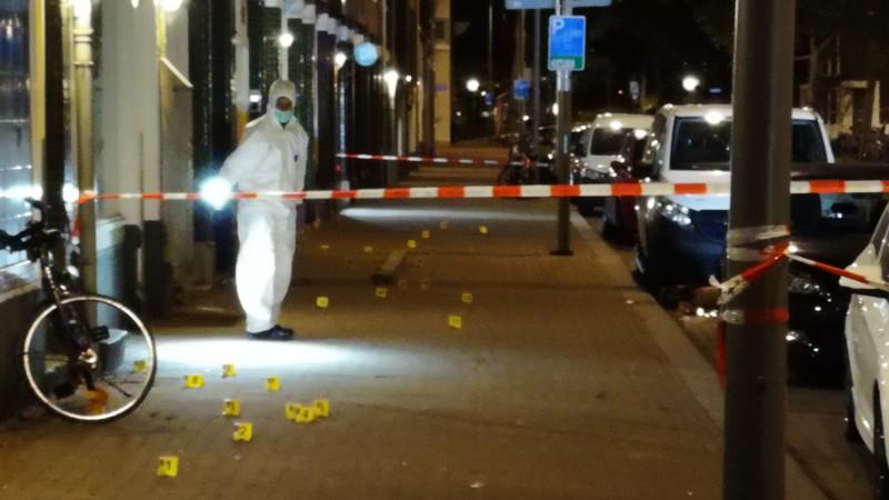 Liquidatie Rotterdam, verdachte op scooter gevlucht (Foto: Politie.nl)