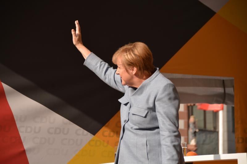Merkel  (Foto: fantareis)