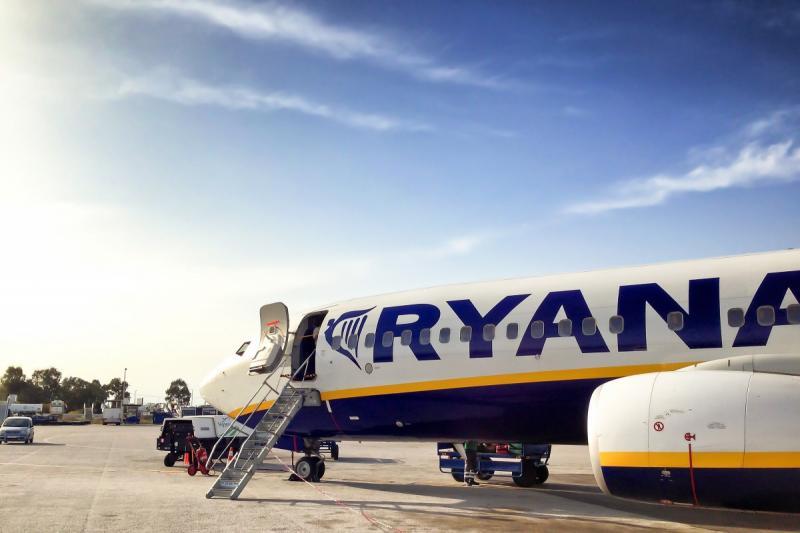 Ryanair mag piloten niet overplaatsen (Foto ter illustratie ©pxhere)