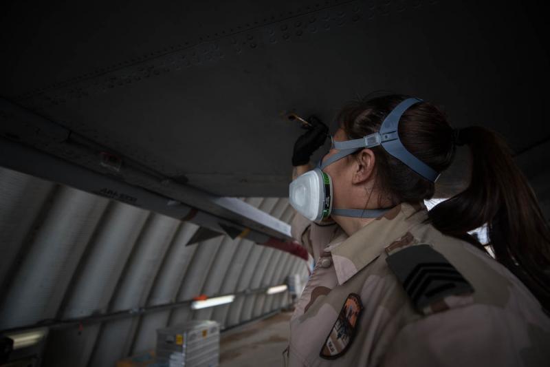Defensie maakt meldingen Chroom-6 openbaar (Foto: Defensie)