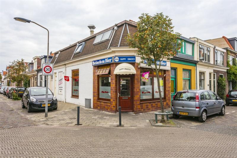 Patat of Friet? Je eigen snackbar in Haarlem  (Foto: Funda)