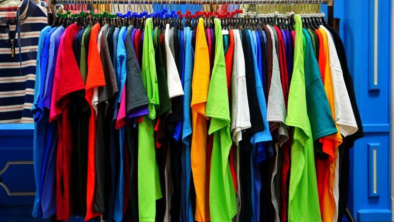Recordaantal shirts geïmporteerd (Foto ter illustratie: ©Pxhere)