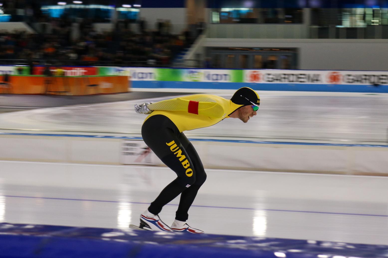 Patrick Roest op weg naar weer een fenomenale prestatie (Foto: dennistd)