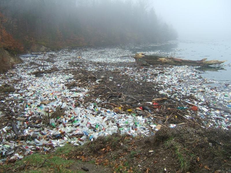 Van Veldhoven breidt gevecht tegen plasticsoep uit (Foto ter illustratie ©Pxhere)