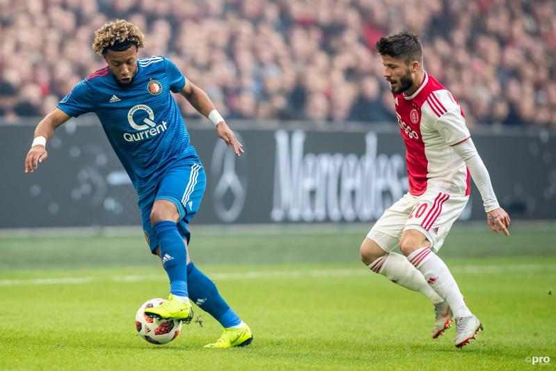 De Klassieker Ajax - Feyenoord (Pro Shots/Kay Int Veen)