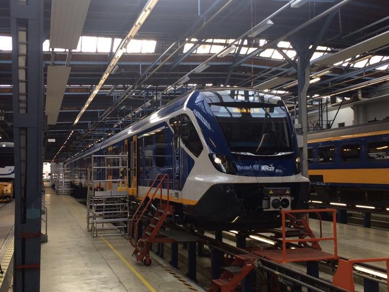 NS maakt nieuwe dienstregeling bekend (Foto: Nederlandse Spoorwegen)