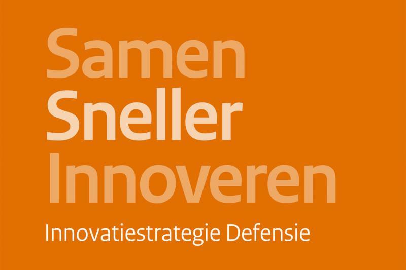 Defensie gaat sneller innoveren (afbeelding: Defensie)