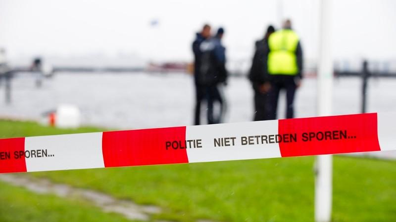 Agent breekt arm bij achtervolging (Foto: stockfoto politie.nl)