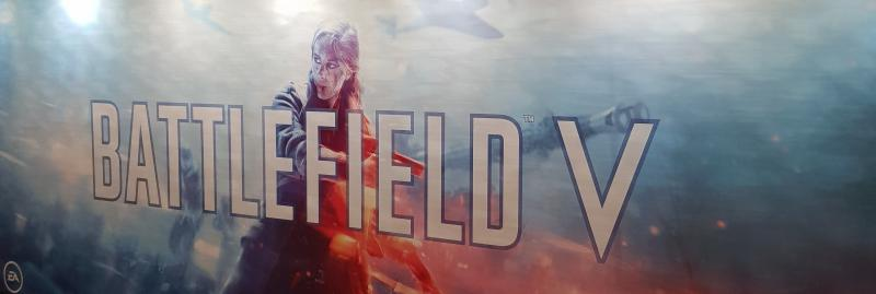 Battlefield V launch event