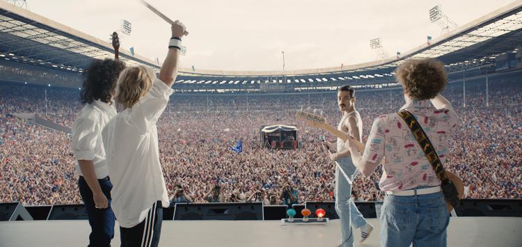 Bohemian Rhapsody wish I was there