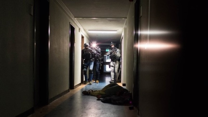 Politie houdt landelijke terrorismeoefening (Foto: Politie.nl)