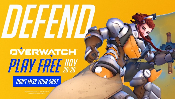 Overwatch - Free trial (Foto: Blizzard Entertainment)