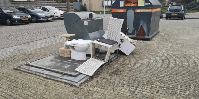 Openbaar toilet  (Foto: DJMO)