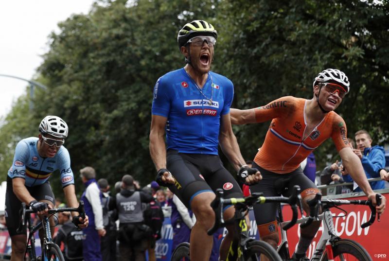 Zilver op EK wielrennen 2018 (Pro Shots / Action Images)