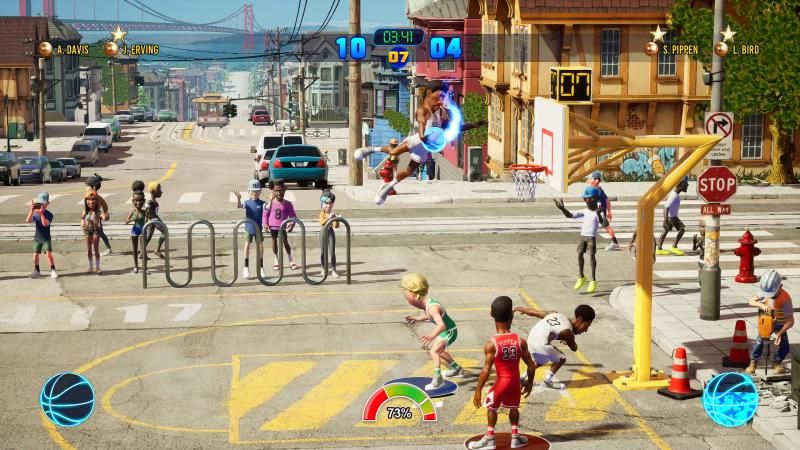 NBA Playgrounds 2 (Foto: 2K Games)