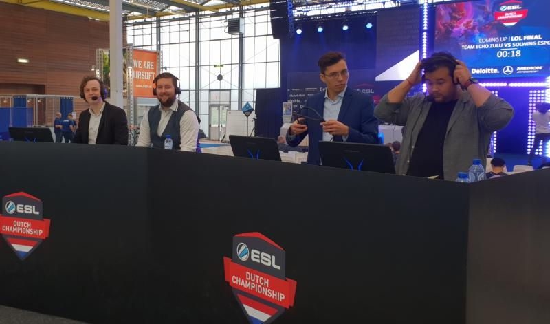 ESL Dutch Championship - LoL