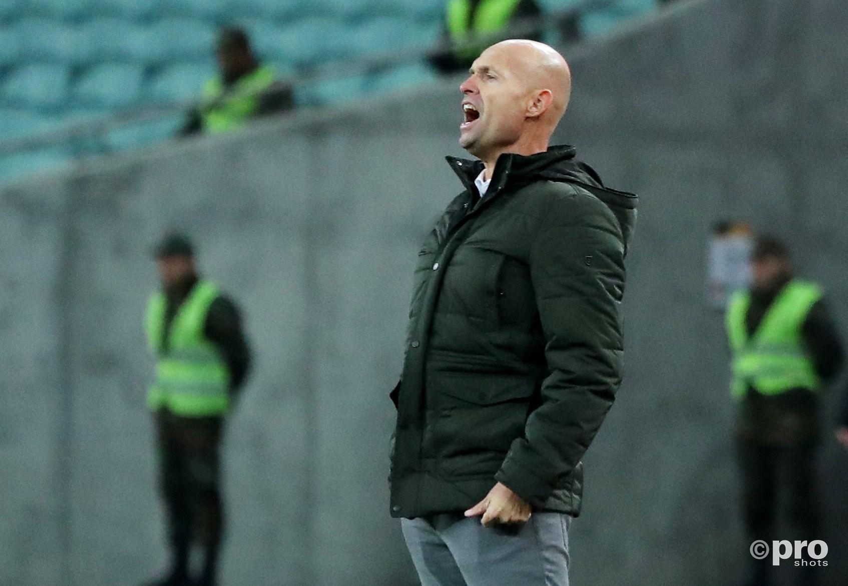 Succesvol Europees debuut bij Sporting voor coach Marcel Keizer (Pro Shots / Action Images)